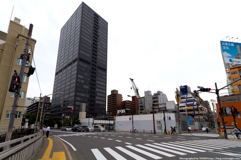 (仮称)大阪市中央区北浜東計画 2012年6月 01