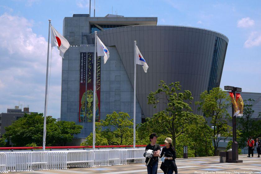 旧サントリーミュージアム天保山 2012年6月