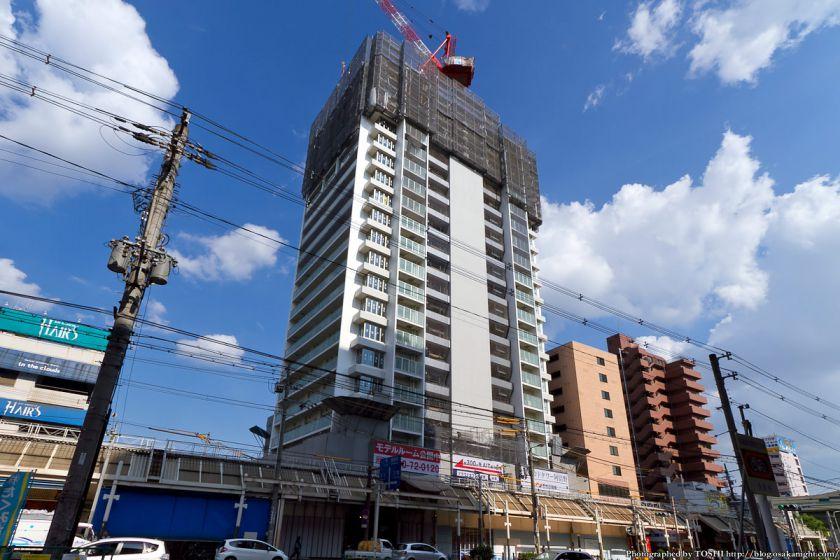 プラウドタワー阿倍野 2012年6月 01