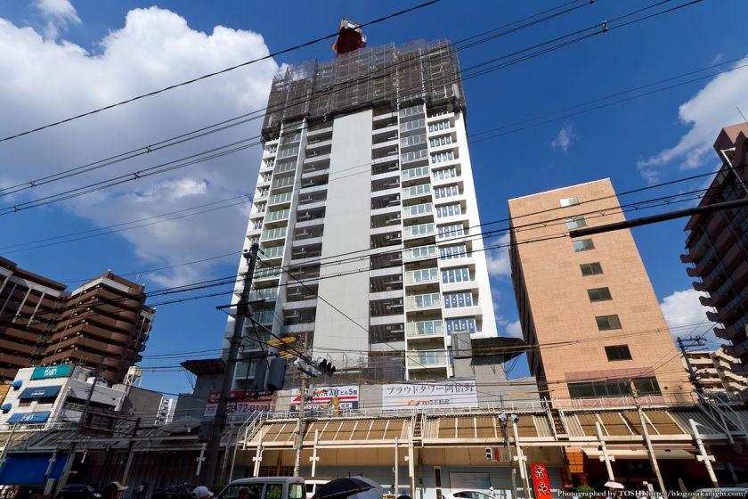 プラウドタワー阿倍野 2012年6月 02