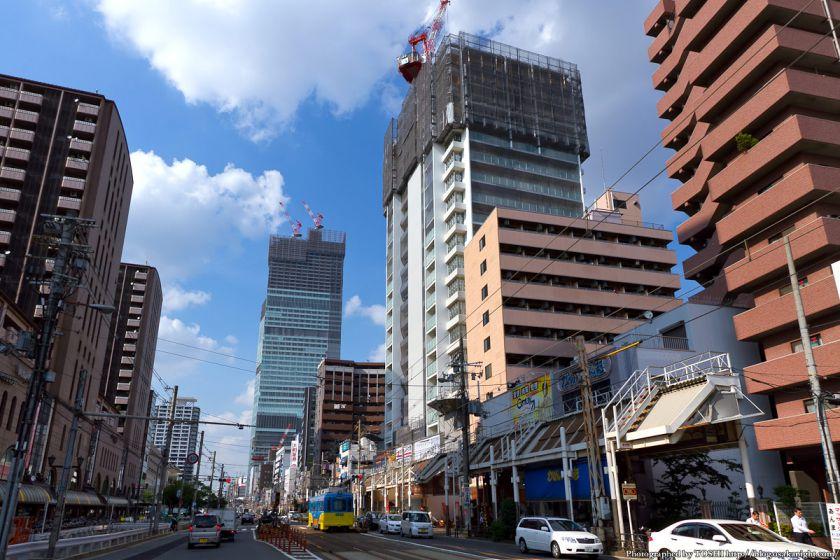 プラウドタワー阿倍野 2012年6月 03