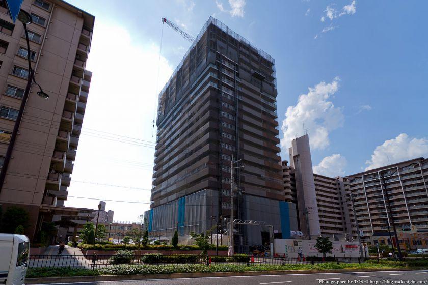 パークタワーあべのグランエア 2012年6月 01