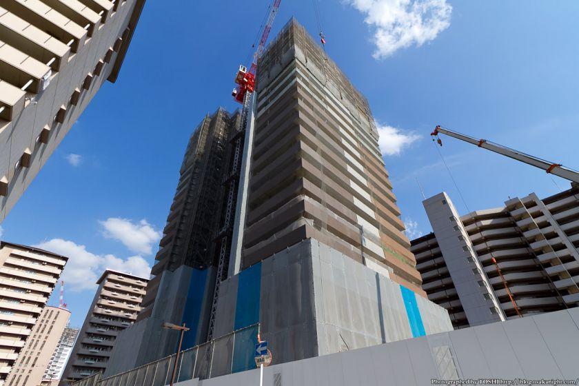 パークタワーあべのグランエア 2012年6月 02