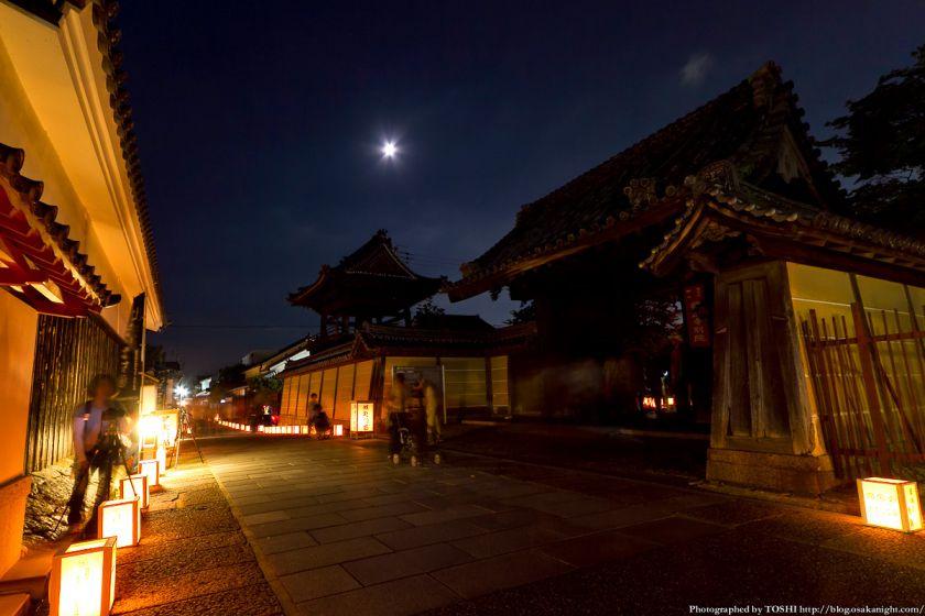 富田林寺内町燈路 2012年8月 03 (興正寺別院 )
