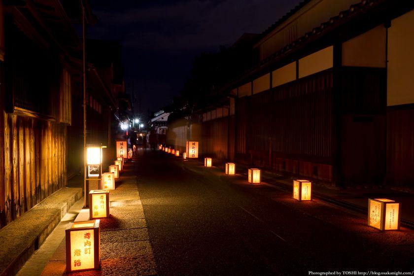 富田林寺内町燈路 2012年8月 05
