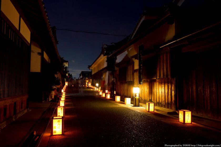 富田林寺内町燈路 2012年8月 06