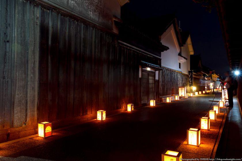 富田林寺内町燈路 2012年8月 07