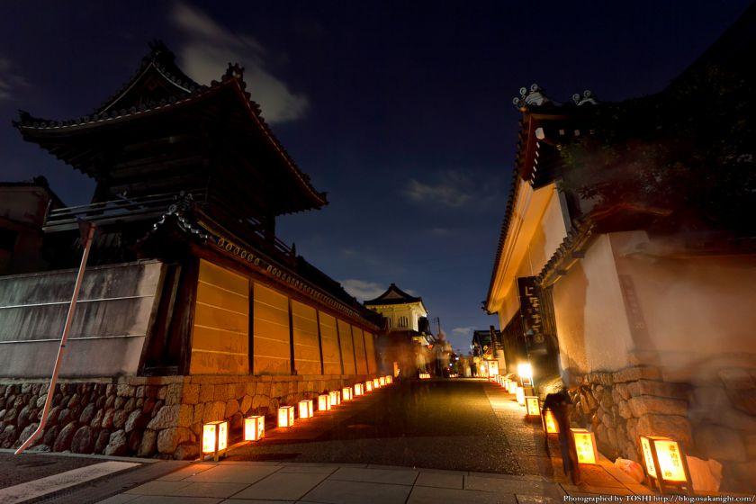 富田林寺内町燈路 2012年8月 08
