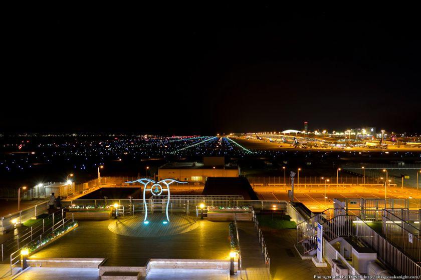 関西国際空港 夜景 2012年9月 01