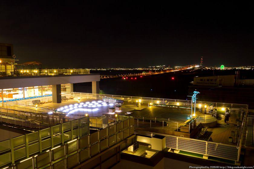 関西国際空港 夜景 2012年9月 07