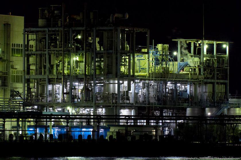 堺浜から見た堺泉北臨海工業地帯 06
