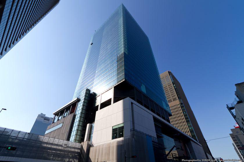 グランフロント大阪 Bブロック南タワー 2012年10月 01