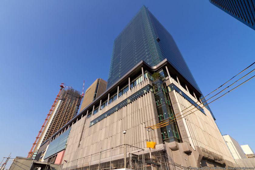 グランフロント大阪 Bブロック南タワー 2012年10月 02