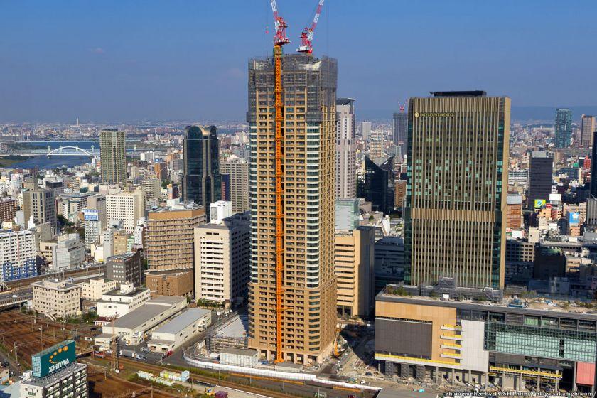 グランフロント大阪 オーナーズタワー 2012年10月 03