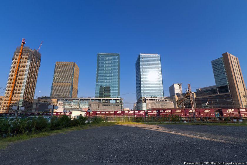 グランフロント大阪 全景 2012年10月 02