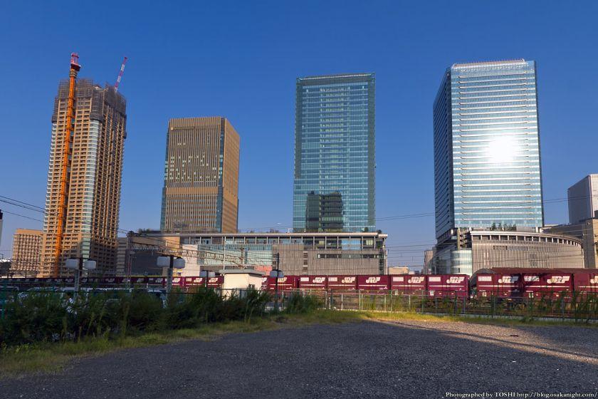 グランフロント大阪 全景 2012年10月 03