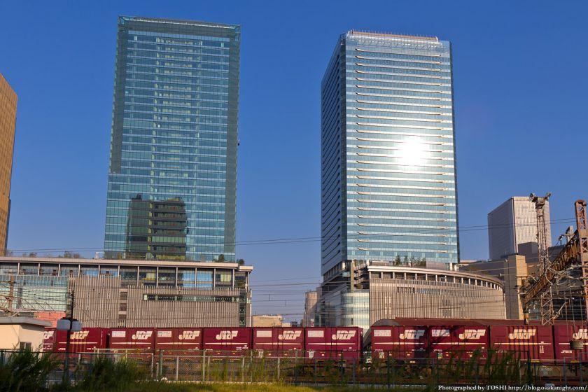 グランフロント大阪 Aブロック&Bブロック南 2012年10月 02