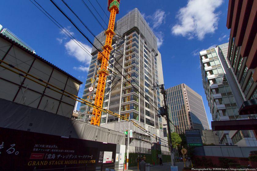 堂島ザ・レジデンス マークタワー 2012年10月 03