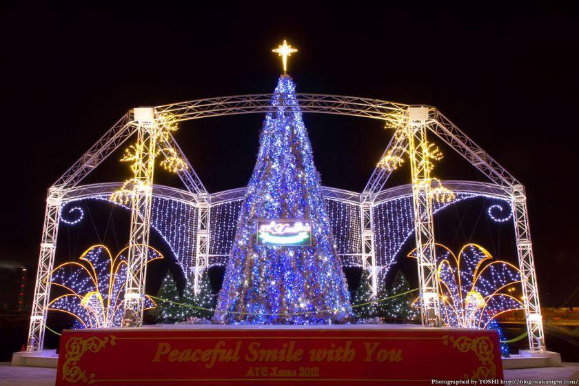 南港ATCクリスマス2012 01