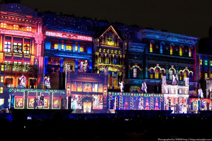 USJクリスマス2012 天使のくれた奇跡II 01