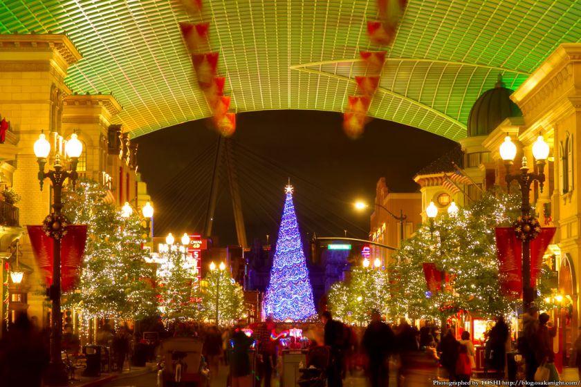 USJクリスマス2012 ロデオドライブ 02
