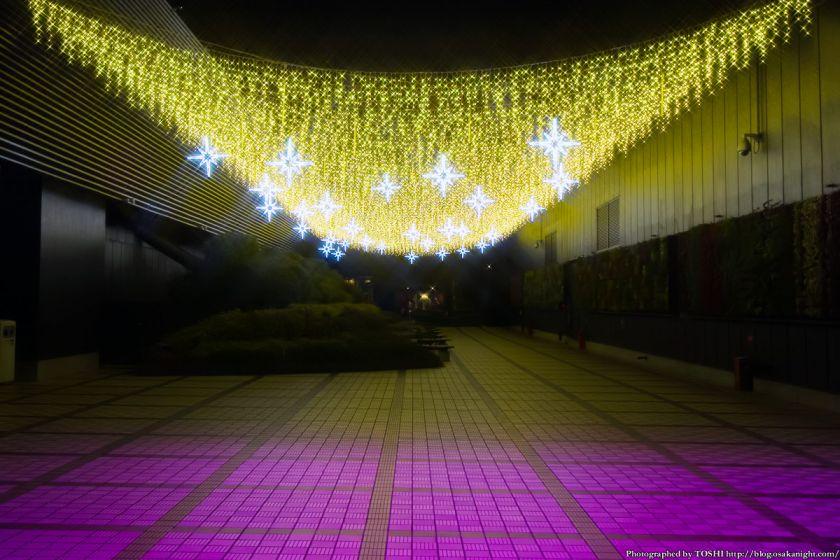 なんば光旅2012 高島屋屋上ガーデン 02