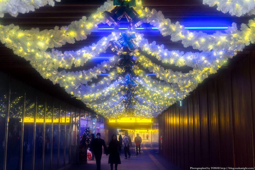 中之島ウエスト 冬ものがたり2012 京阪中之島駅