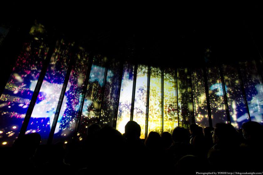 中之島ウエスト 冬ものがたり2012 光のフェスティバル 02