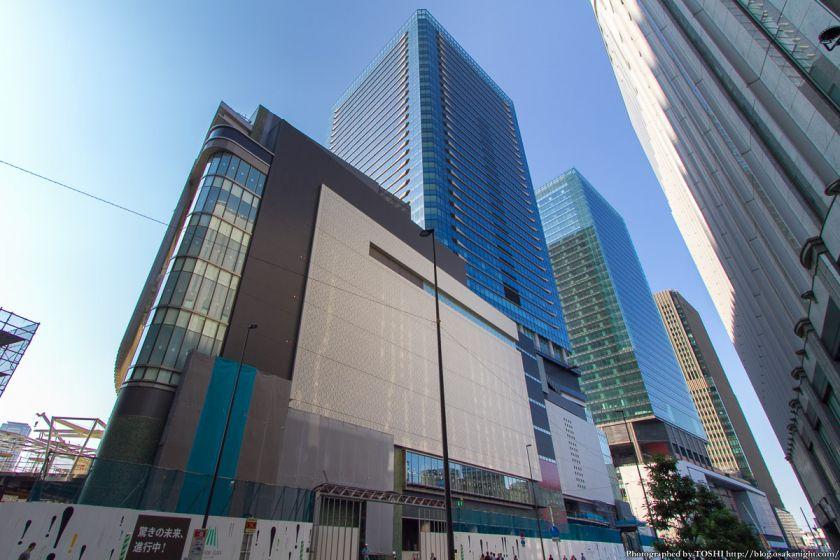 グランフロント大阪 ショップ&レストラン 2012年10月