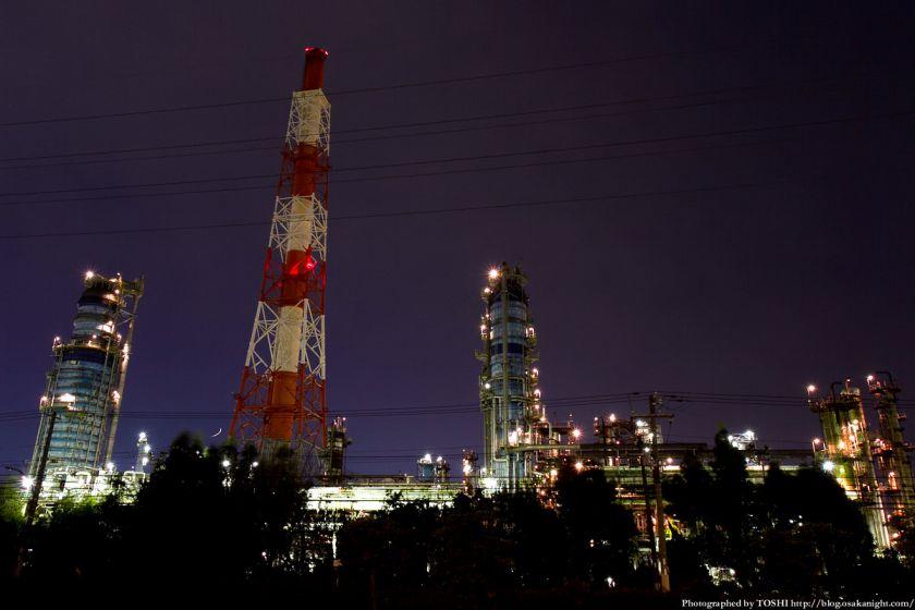 堺泉北臨海工業地帯 高砂 JX日鉱日石エネルギー 01