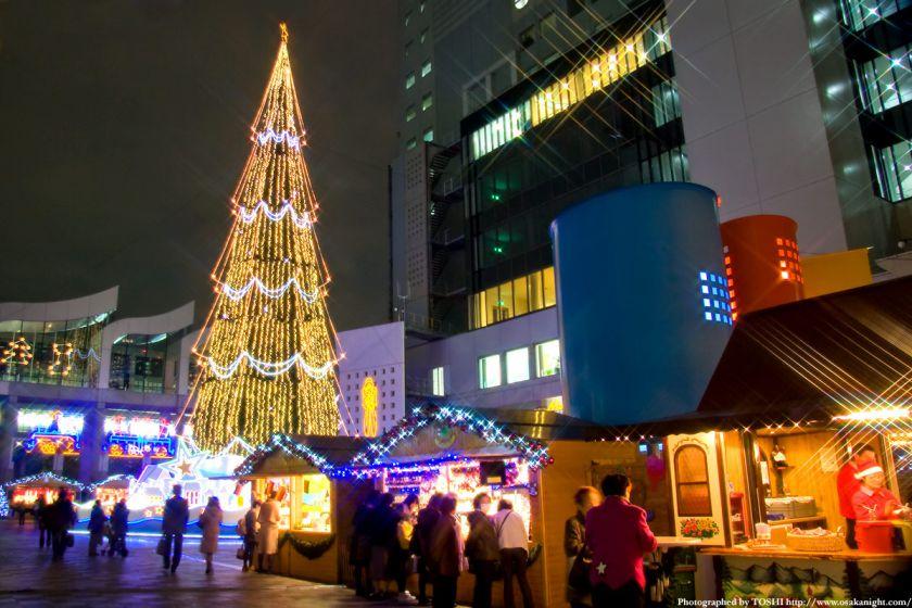 ドイツクリスマスマーケット大阪2009_01