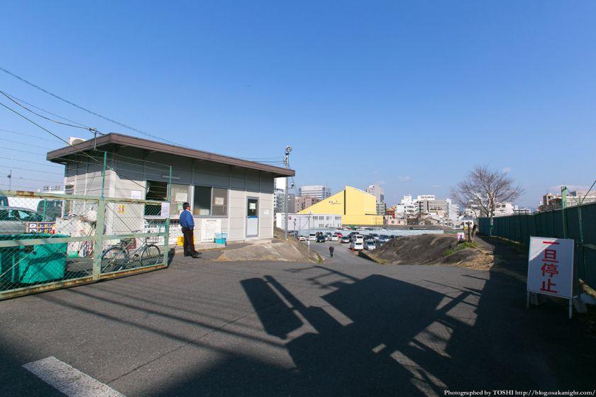 森ノ宮 日生球場跡地 2013年3月 02