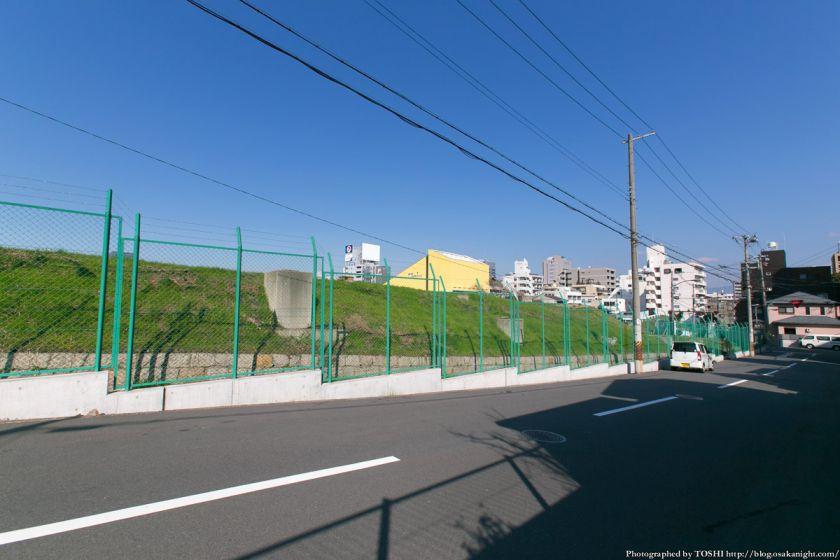 森ノ宮 日生球場跡地 2013年3月 03