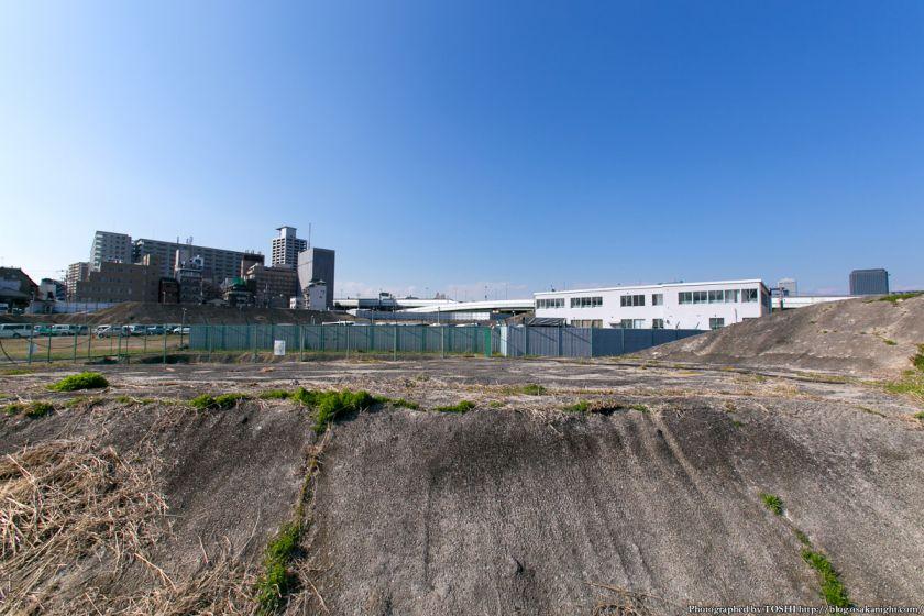 森ノ宮 日生球場跡地 2013年3月 04