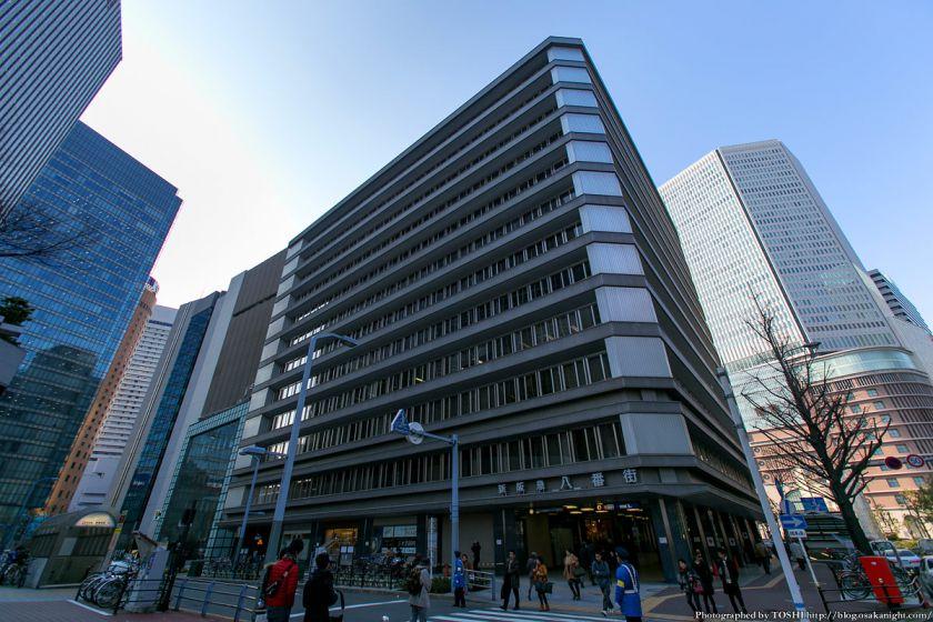 新阪急ビル 2013年3月 02