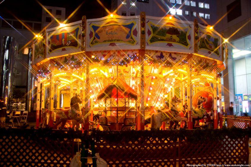 ドイツクリスマスマーケット大阪2009_05