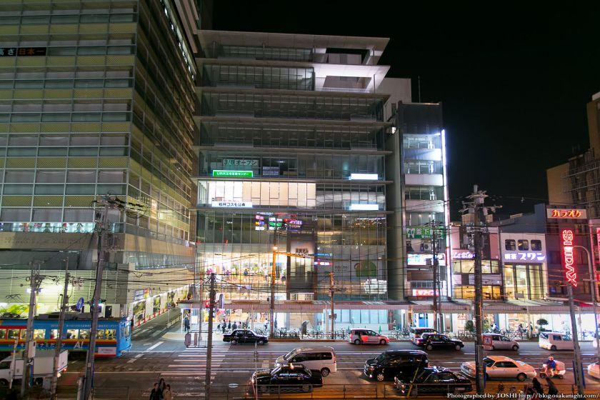 阿倍野 岸本ビル 夜景 2013年3月 02