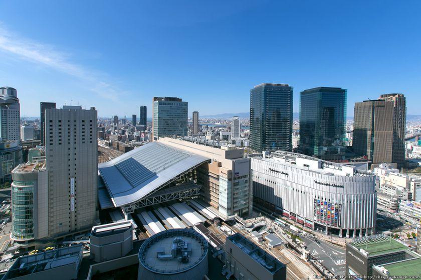 グランフロント大阪 全景 2013年3月 01
