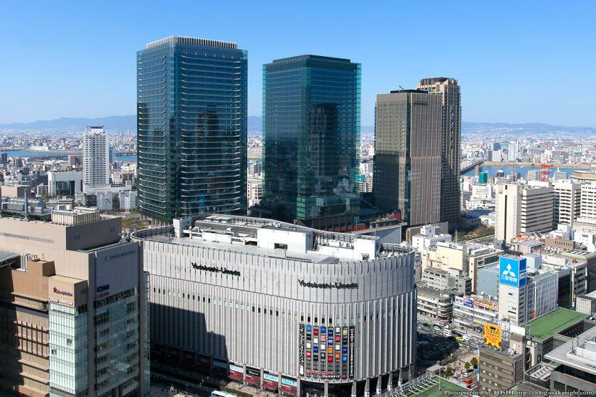 グランフロント大阪 全景 2013年3月 02