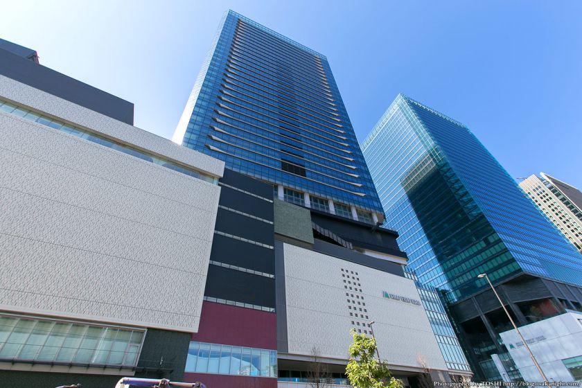 グランフロント大阪 タワーA & タワーB 2013年3月 01