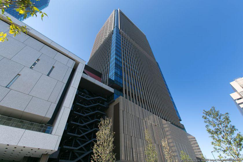 グランフロント大阪 北館 タワーC 2013年3月