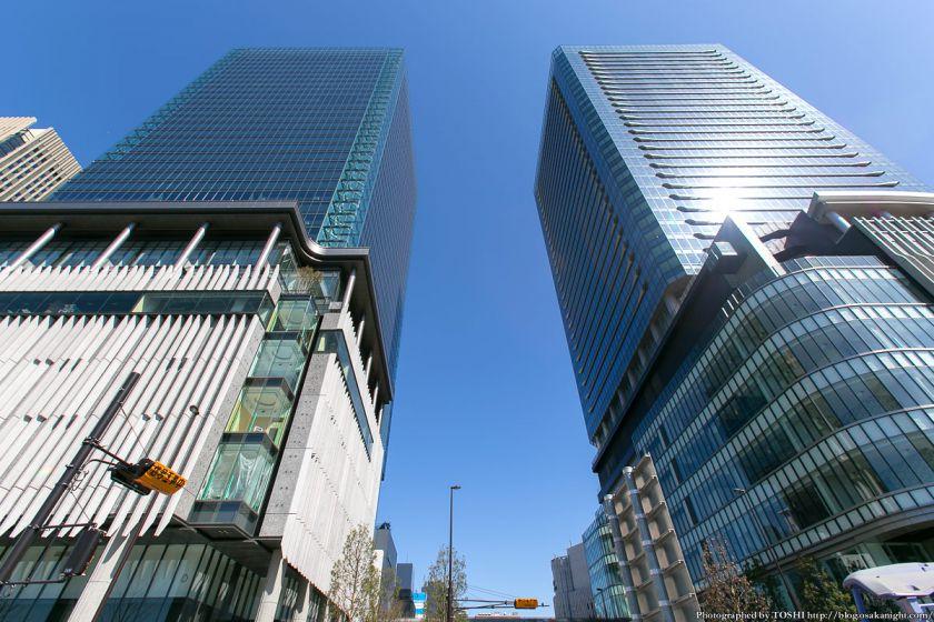 グランフロント大阪 タワーA & タワーB 2013年3月 02