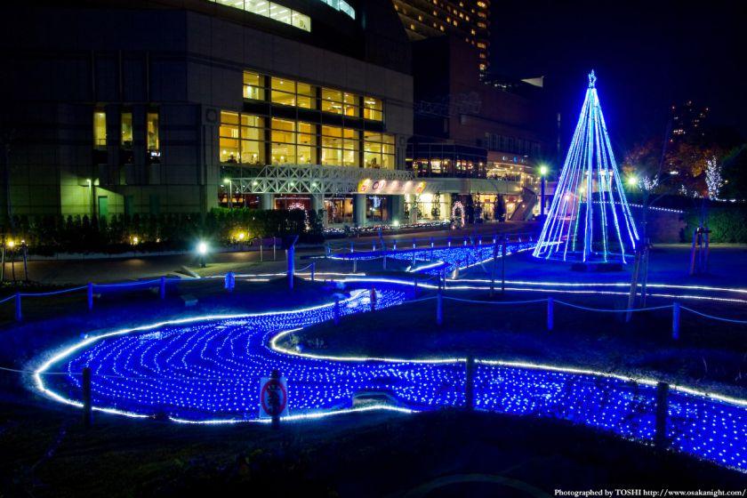 OAPのクリスマス・イルミネーション04