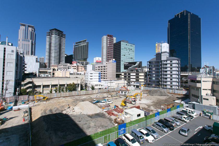 常翔学園 梅田新キャンパス 2013年3月