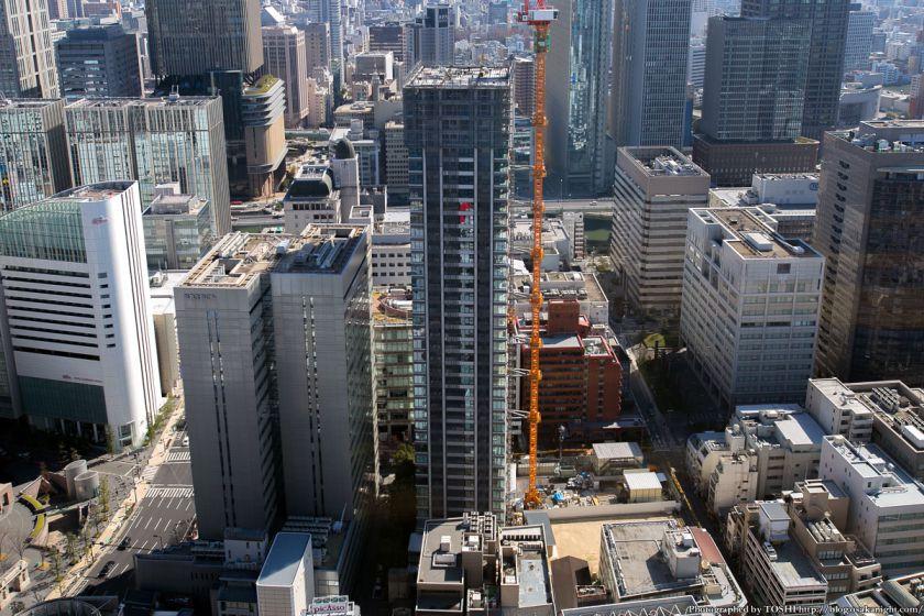 堂島ザ・レジデンス マークタワー 2013年3月 01