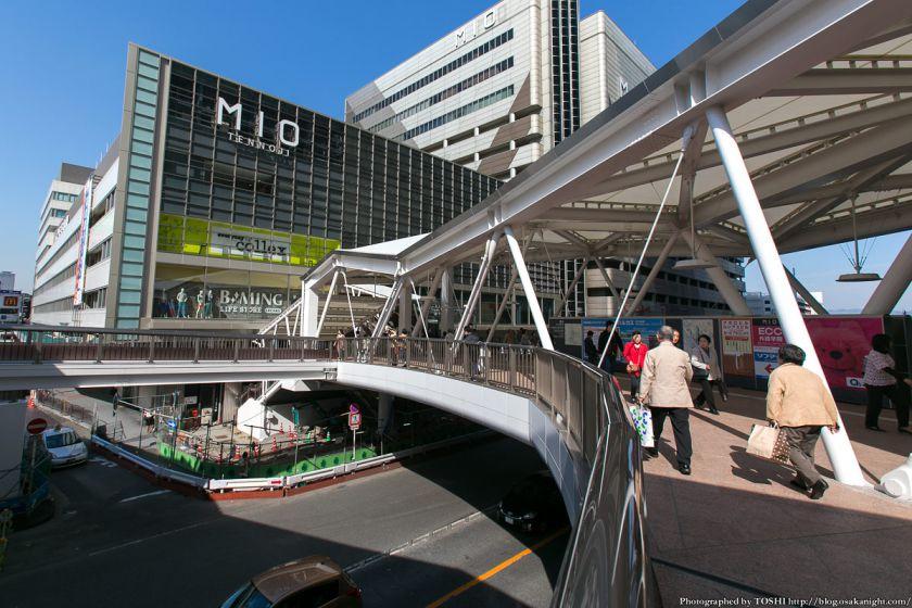 阿倍野歩道橋 2013年4月 02