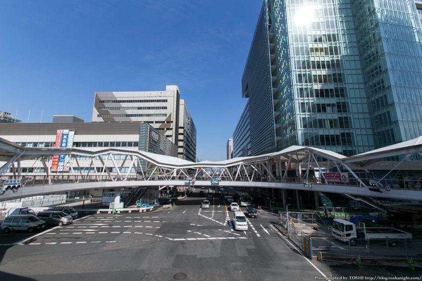 阿倍野歩道橋 2013年4月 08