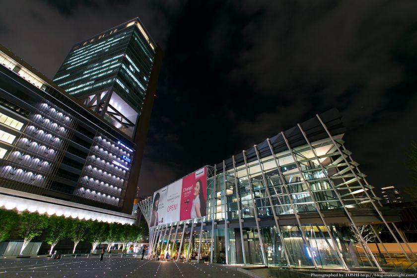 グランフロント大阪 うめきたSHIP 夜景 04