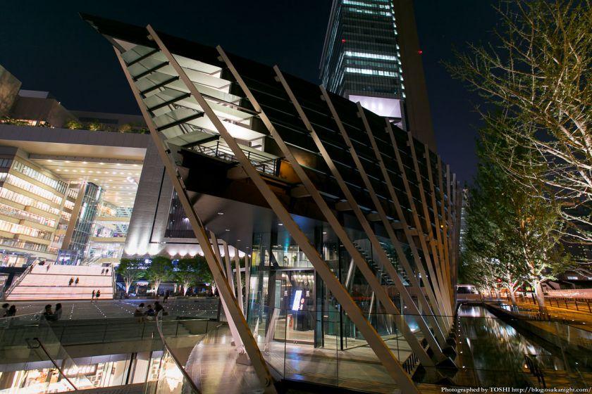 グランフロント大阪 うめきたSHIP 夜景 05