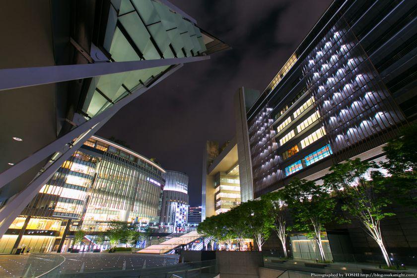 グランフロント大阪 うめきたSHIP 夜景 07